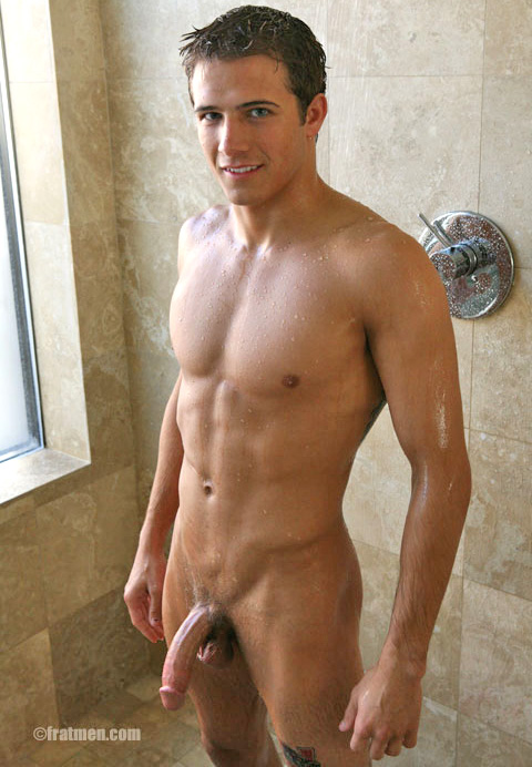 College wrestling Jock Nash nude masturbation photos from Fratmen.TV
