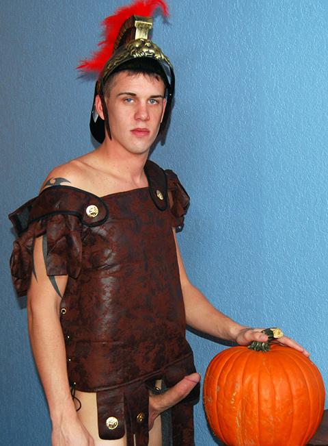 Halloween Pumpkin Fuck on Twinkscape