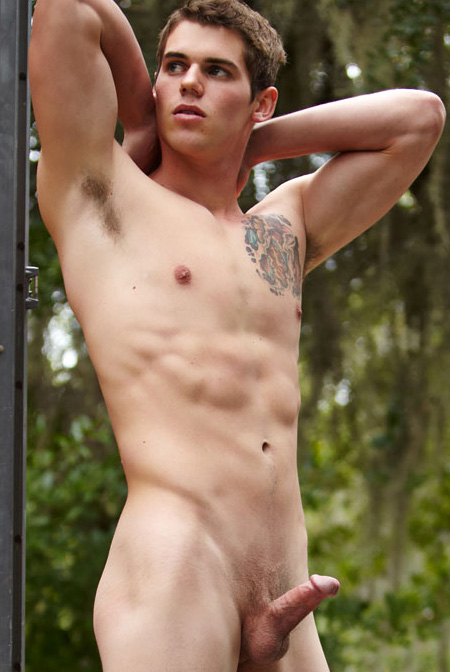 Levi Is A Tall College Jock With Tiny Cock